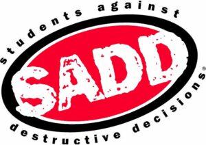 SADD Students Against Destructive Decisions Logo