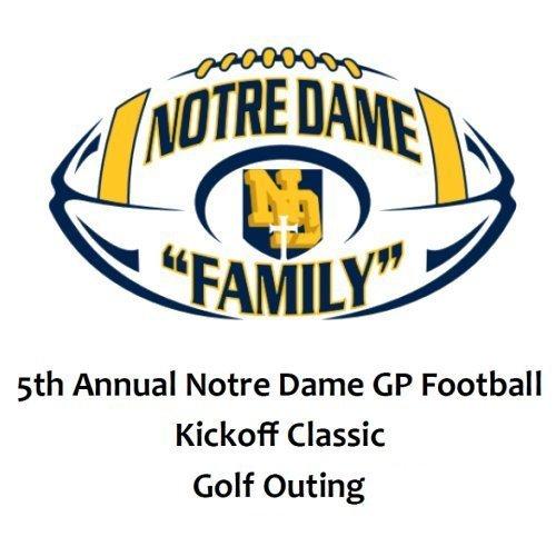 NDGP Football Golf Tournament